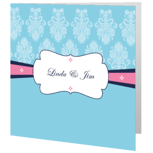civil-ceremony-invite-blue-pink-regal