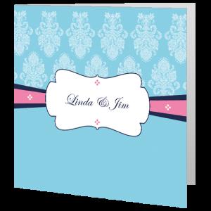 wedding-day-invite-blue-pink-regal