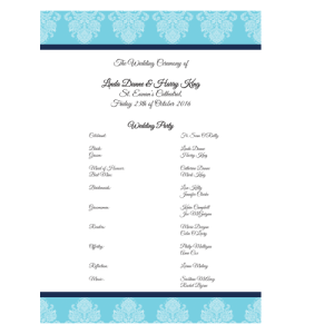 blue-pink-regal-ceremony-scroll