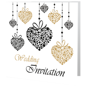 wedding-day-invite-romantic-gold-heart