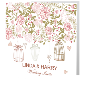 wedding-day-invite-flowers-and-birdcage