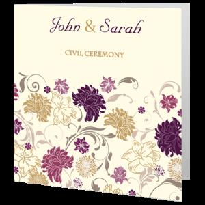 civil-ceremony-invite-cream-purple-flower