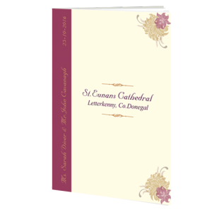 cream-purple-flower-ceremony-booklet-24-page
