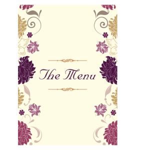 cream-purple-flower-a5-menu-card-flat