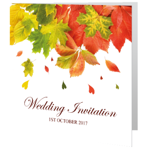 wedding-day-invite-falling-leaves