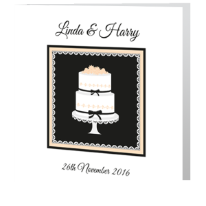 wedding-day-invite-cake-with-ribbo
