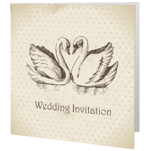 wedding-day-invite-swans