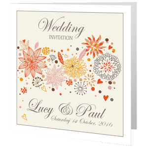 wedding-day-invite-autumn-leaf-white-border