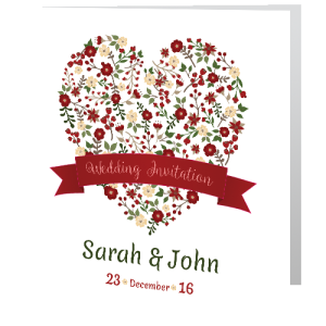 wedding-day-invite-xmas-winter-floral