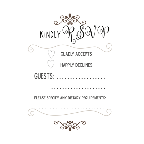 Rsvp married