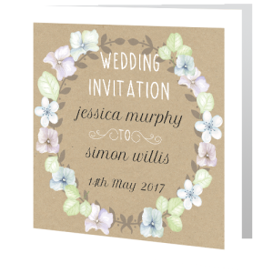 wedding-day-invite-wedding-floral-wreath-on-rustic-140mm-x-140mm