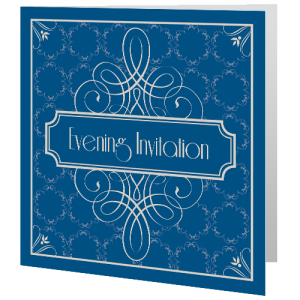 wedding-evening-invite-dark-blue-art-deco-140mm-x-140mm
