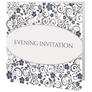 wedding-evening-invite-ornate-mauve-grey-floral-140mm-x-140mm