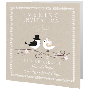 wedding-evening-invite-rustic-love-birds-hearts-140mm-x-140mm