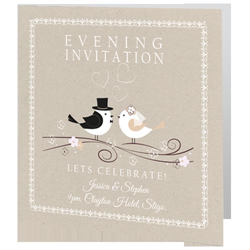 rustic-love-birds-hearts-wedding-evening-invite-3d