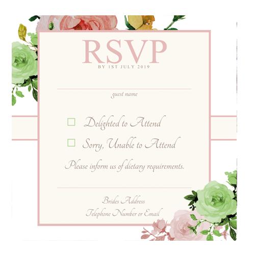 Rose Garden RSVP Outline 124×124 3d