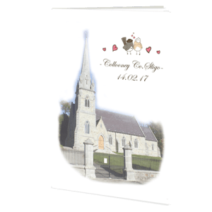 Ceremony Booklets