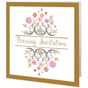 wedding-evening-invite-regal-gold-floral