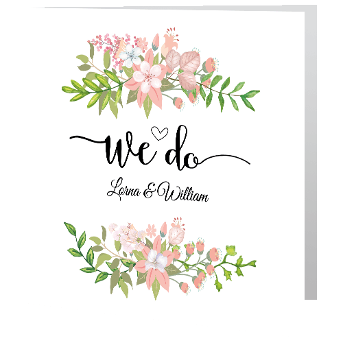 Wedding-Day-Invite—Floral-Bouquet-140mm-x-140mm