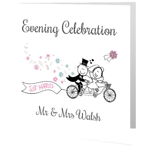 Wedding-Evening-Invite—Just-Married-140mm-x-140mm