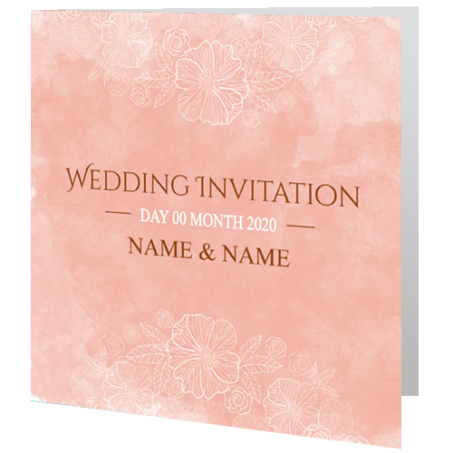 Wedding Invites - Day