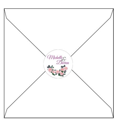 Rose 3D envelopes