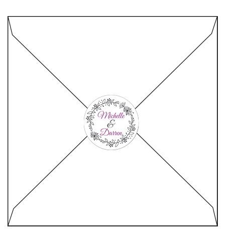 Wreath 3D envelopes