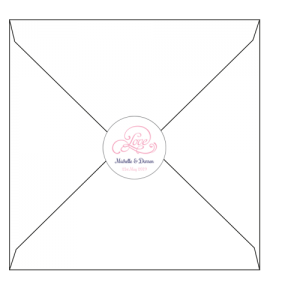 love-pink-30mm-circle-label